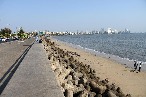 Marine Drive Beach